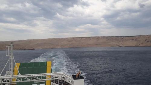 Prizna-Žigljen ferry