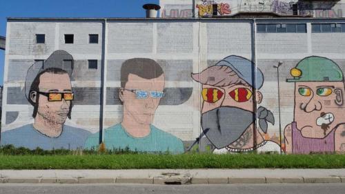 Šoštanj graffiti